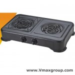 2000w Double Electric Stove Burner
