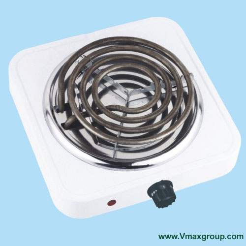how to clean an electric stove coils