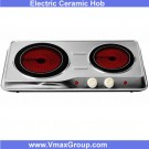 6102A Electric cookers ceramic hob