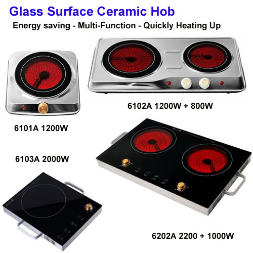 Ceramic Hob Manufacturer Offer Cheap Ceramic Hobs
