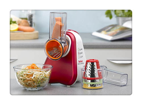 Multifunction 5 blades Electric slicer,vegetable slicer,Salad maker - Kitchen Gadgets Small ...