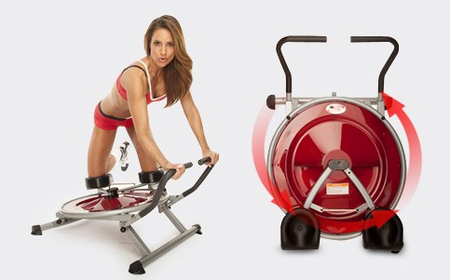 mini circle exercise machine