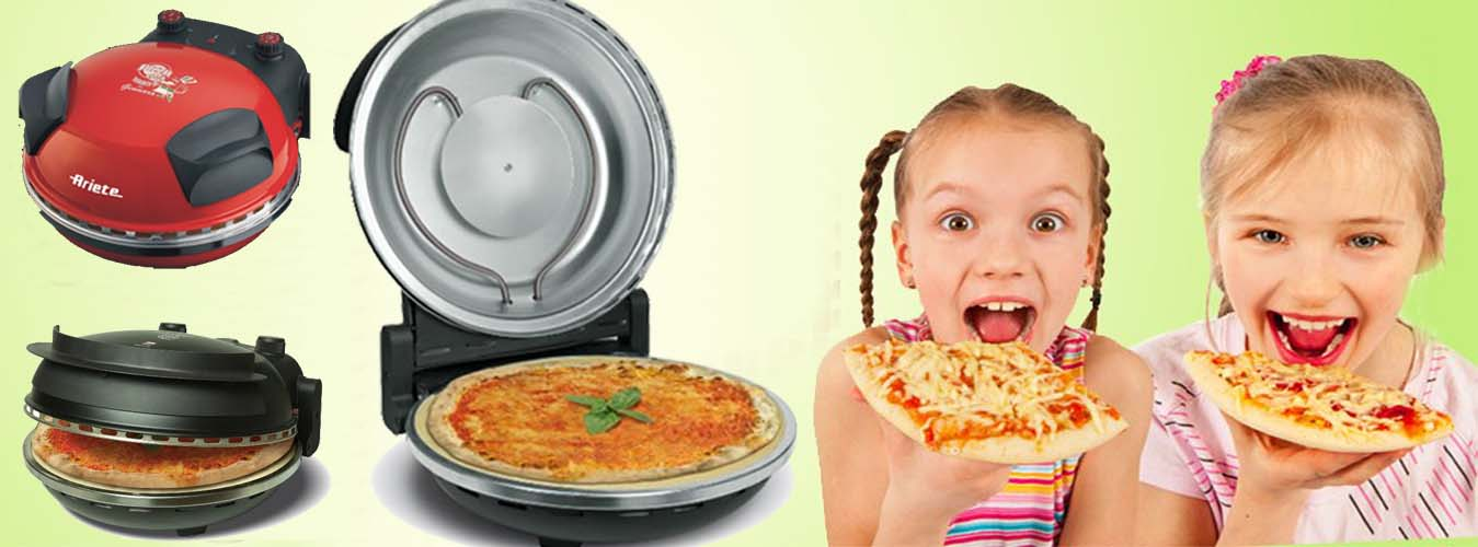 Electric Pizza Maker