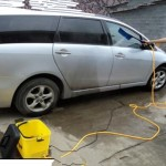Car Electric Washing Device