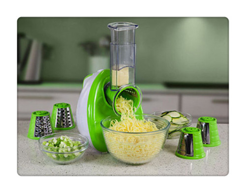 Prestige Slow Juicer With Salad Maker : Multifunction 5 blades Electric slicer,vegetable slicer,Salad maker - Kitchen Gadgets Small ...